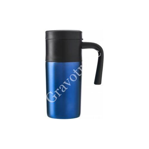 Fedeles termosz bögre kék, 330 ml